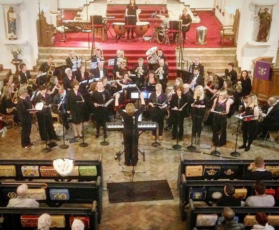 Joint Concert With Doncaster Ladies Choir