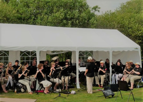 Summer at Sandall Park